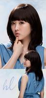 pelucas virutas chinas del cordón del pelo al por mayor-Pelucas llenas del cordón Virgin Hair 100% Color # 2 Y PND Tail-On Color del pelo humano FULL LACE WIGS Peluca de pelo liso Smooth Virgin Virgin kabell peluca