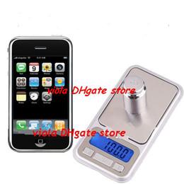 Canada 50pcs / lot 0.01g x 200g Gram Mini électronique LCD numérique bijoux échelle pour iPhone poche Offre