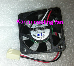 Adda 5v fans online-PL40B12HH ADDA AD0405HB-G73 4010 5V 0.23A ventilador de enfriamiento de computadora