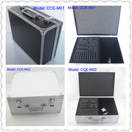 Wholesale Tattoo Machine Carrying Case - Aluminum Alloy Tattoo Machine Gun Carrying Case Supply CCE# Series