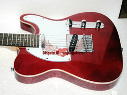 Wholesale Low Priced Electric Guitars - Custom Shop Electric Guitar Red 6 strings Electric Guitar sell in the lowest price allguitar Free shipping