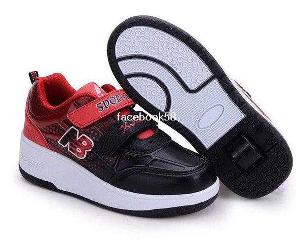 roue simple push rouleau de chaussure roller flying chaussures chaussures de skate roller