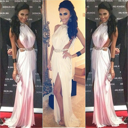 Wholesale Free Images Woman - 2014 New Long Women Evening Dress Real Sample Party Gowns Sexy Prom Dress Free Shipping