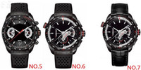 Wholesale Grand Calibre 36 Rs Black - Calibre 17 RS watch Calibre 36 RS watch fashion luxury sports Stainless Grand Black Automatic Men' men Watches