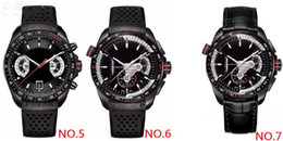 Wholesale Grand Calibre 36 Tags - Calibre 17 RS watch Calibre 36 RS watch fashion luxury sports Stainless Grand Black Automatic Men' men Watches