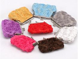 $enCountryForm.capitalKeyWord NZ - NEW mixed color coin purse canvas key holder wallet hasp small gifts bag clutch handbag Q9B