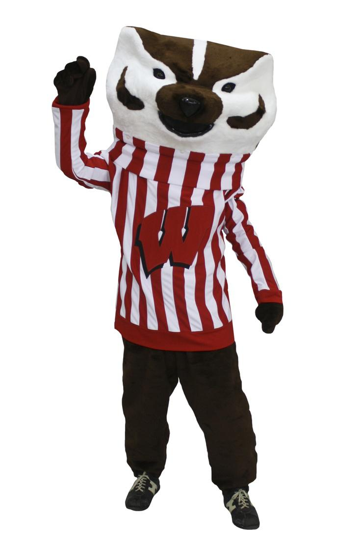 Bucky Badger Mascot Costume Character Adult Size Cartoon Prop Costumes For Party Funny Mascot Costumes Mascot Characters From Obsr $429.65| Dhgate.Com  sc 1 st  DHgate.com & Bucky Badger Mascot Costume Character Adult Size Cartoon Prop ...