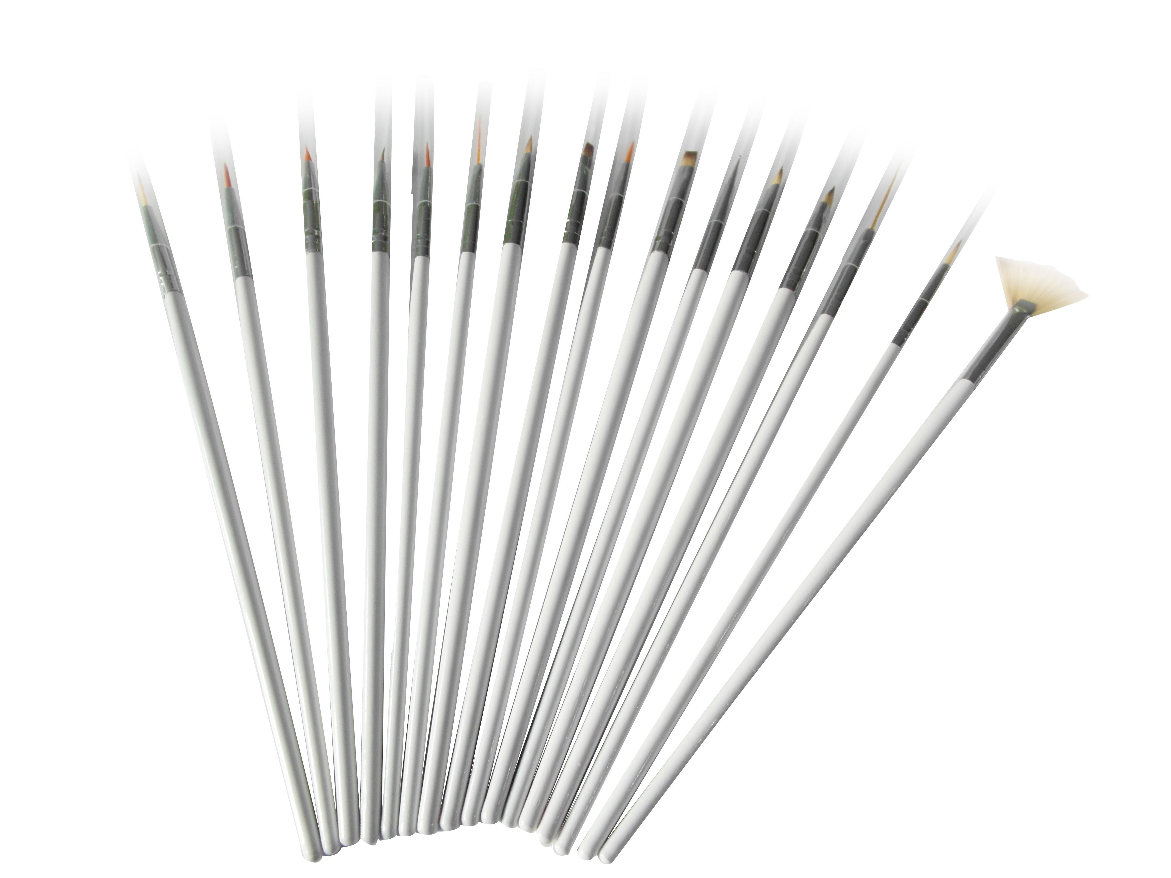 Wholesale Nail Design Brushes Nail Art Brush Kit For Personal Use