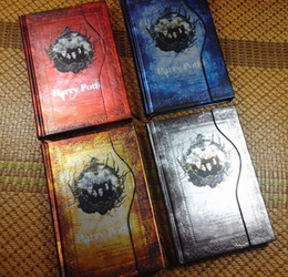 Wholesale Magic Diary - European Harry Potter Magic Notebook Creative Planners and Organizers Diary Book Student Gift SH571
