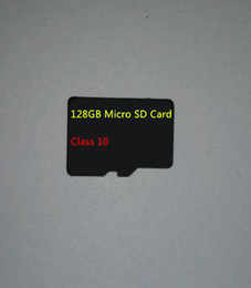 Wholesale Gb Micro Sd Card Class - Android Robot 128GB Class 10 Micro SD card microSDHC 128 GB microSD micro SDHC UHS-1 UHS-I U1 128GB TF Card 2014 New Arrival DHL free Ship