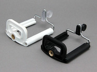 Mobile Phone Monopod Adjustable Clip Holder Mount For iPhone...