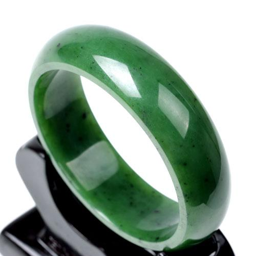 on genuine certificate with bangles pea a jadeite bangle jade goods circle natural type full green bracelet item
