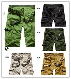Wholesale New Arrival Cargo Pants - 2017 Autumn SUMMER NEW ARRIVALS MENS CASUAL CARGO CAMO COMBAT WORK PANTS TROUSERS 5 COLORS SIZE 29-38#