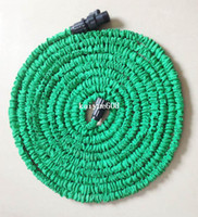 Wholesale Hose 75ft Green - Expanding 75ft Garden water hose good quantity green expandable hose