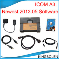 Wholesale Automotive Programming - 2017 Newly Professional BMW Diagnostic&Programming scanner for BMW ICOM A3 Multi-language with Newest software A+ Quality One year warranty