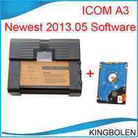 Wholesale Diagnostic Bmw Tools Isis - 2017 New Released Auto Professional Diagnostic Tools For BMW ICOM ISIS ISID A3 For 3 IN 1 Programming &Diagnosis A3 DHL Free