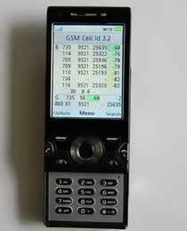 Teléfono TEMS W995 con envío gratuito, frecuencia WCDMA desbloqueada: 900 / 2100M, fr desde fabricantes