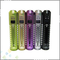 Wholesale Eletronic Cigarettes - New Design Tesla Vaporizer Eletronic Cigarette Tesla VV VW Mod Factory Supply