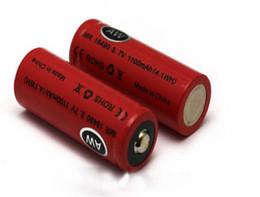 2014 livraison gratuite! Vapers AW IMR 18350/18490/18650/18500 Batterie haute capacité pour E-cig avec partie supérieure ? partir de fabricateur
