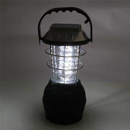 Wholesale Rechargeable Solar Batteries - Super Bright Solar Camping Lantern 36 Led Solar Camping Lamp Solar Hand Lamp Rechargeable Emergency Light Camping Lantern Portable Lanterns