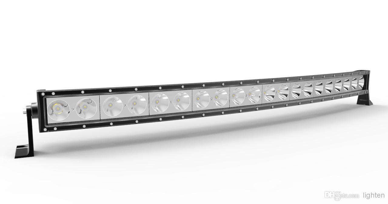 41.5\'\' Cree 200w Curved Led Work Lighting Bar Offroad Suv Atv 4x4 ...