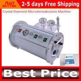 Wholesale Crystal Microdermabrasion - 2014 Crystal Diamond Microdermabrasion Machine For Skin Peeling,Skin Rejuvenation