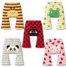 Wholesale Wholesale Baby Busha Leggings - Busha cotton Baby toddler boy girl Short Leggings Pant Tights PP pants 30pair lot