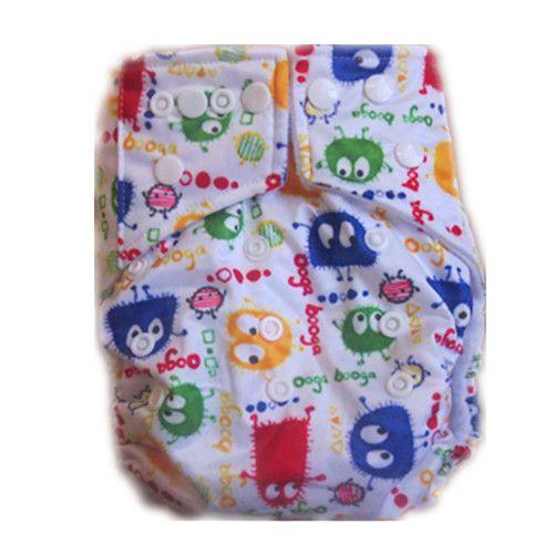 2014 vendita calda pannolino di stoffa bambini. Pannolino del panno del bambino stampato riutilizzabile, un pannolino di tasca di un formato, pannolino del panno voi bambino adorabile Trasporto libero