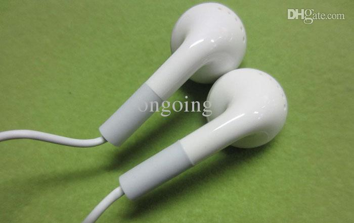 Наградные стерео наушники замены Hi-Fi на iPhone 7, белизна iPod iPhone 6/6S