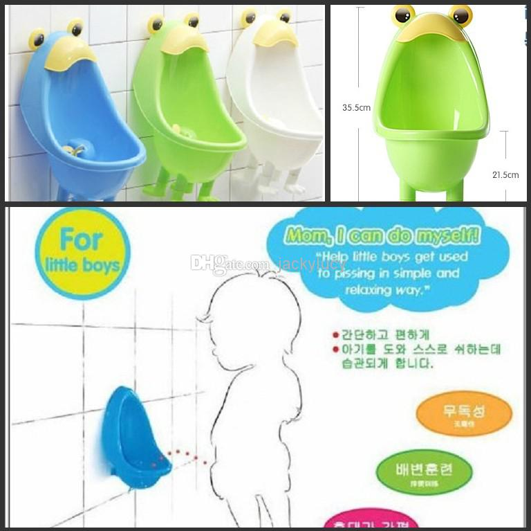 peeing potty toilet using