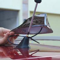 Wholesale accessories for rav4 for sale - Car Auto accessories Modifiction Conversion Shark Fin Antenna Aerials With AM FM Radio Signal For Toyota RAV4 RAV