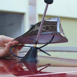 Voiture Auto accessoires Modifiction Conversion Shark Fin Antenne Antennes Avec AM FM Radio Signal Pour Toyota RAV4 RAV 4