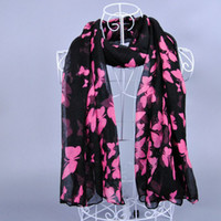 Wholesale Viscose Scarf Long - free shipping women fashion printe animal cotton shawls butterflies long wrap hijab muslim head scarves scarf 10pcs lot