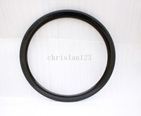 Wholesale 12k Carbon Road Wheel - wholesale 700c full carbon bike rim, clincher 50mm 3K GLOSSY bicycle wheel rims,12K UD for choice road bike rim