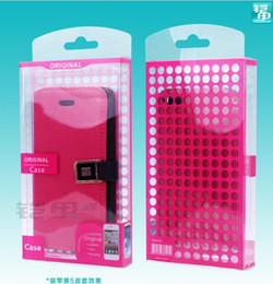 Wholesale L36h Case - Universal Plastic crystal PVC Retail packaging Package Box For iPhone 4 5 Galaxy S5 S4 Note 2 3 Sony L36H HTC ONE Mobile phone Case