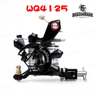 Wholesale tattoo starter guns - Handmade starter tattoo gun machines Zinic Alloy frames 8 or 10 coils tattoo supply 6 style available free shipping