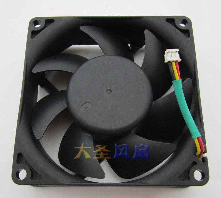 Sunun 8025 PSD1208PTB1-A 12 فولت 4.0 واط 8 سنتيمتر العارض مروحة التبريد 4028 PMD1204PQBX-A 6.8W