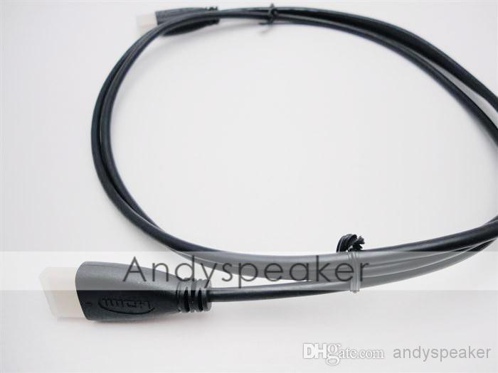 1.5M 5FT HDMI إلى HDMI كابل v1.4 كابل الصوت / الفيديو الإصدار 1.4 الذهب 1080P التي