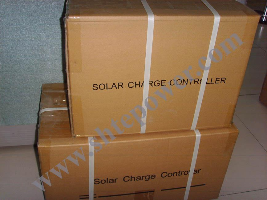 CE and Rohs Available MPPT Control Auto Work 12V 24V 10A Solar Charge Controller with Meter LCD