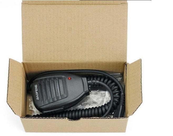 New Original BaoFeng 2-way Radio Speaker Mini Mic Microphone for BaoFeng UV-5R 3R PUXING 017524