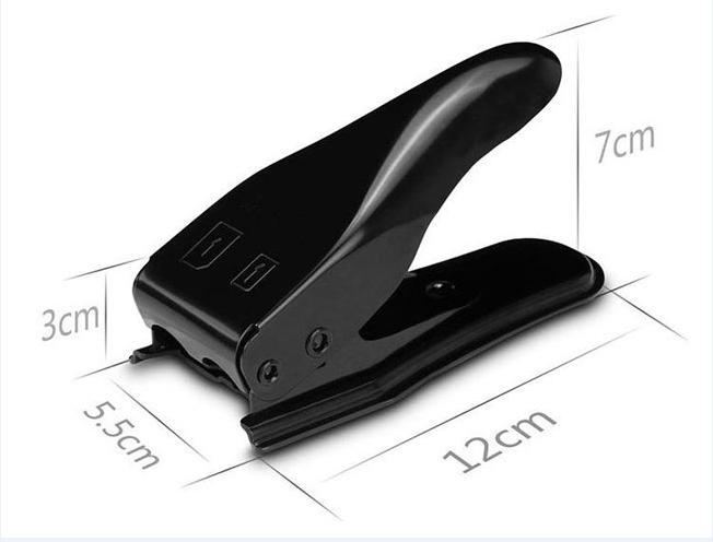 Multi-function Dual 2 in 1 Nano Micro SIM Card Cutter For Apple iPhone For HTC Nokia Samsung Smart Phone Accessory