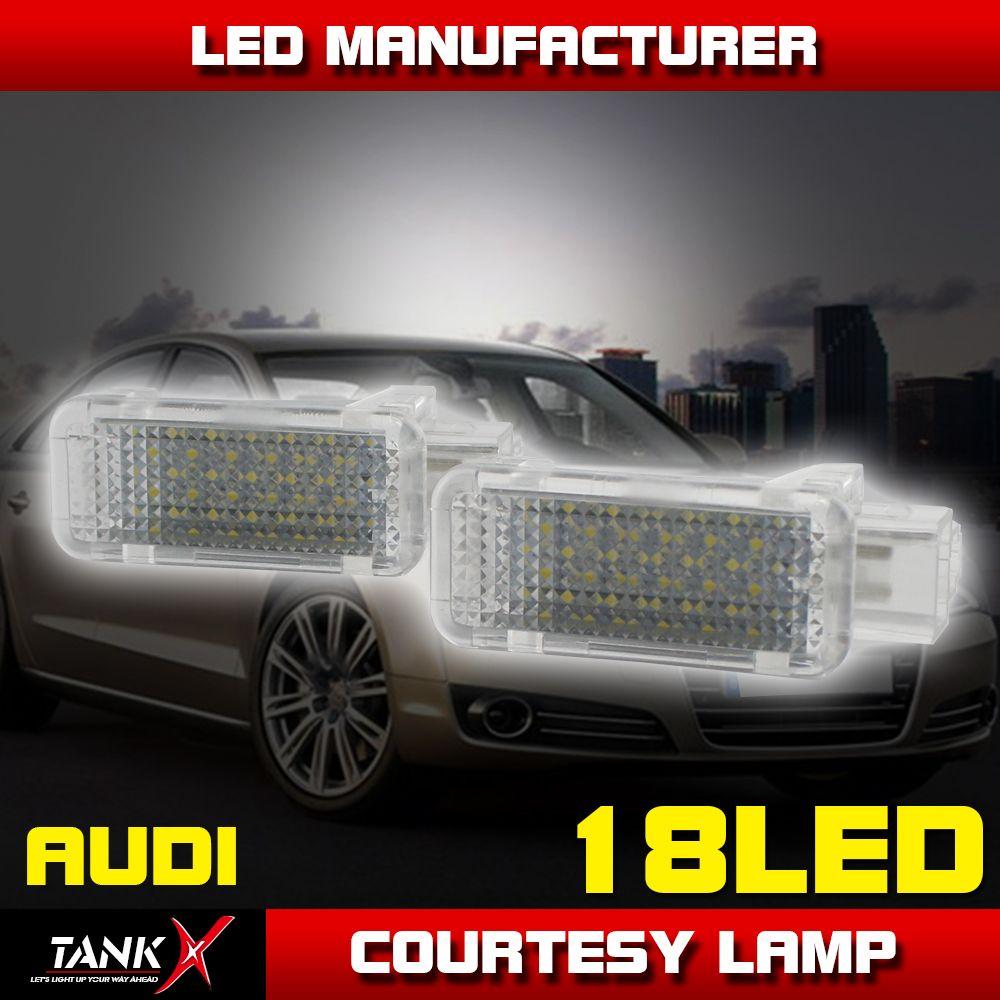 Compre Para Audi A2 A3 A4 A6 Tt Q7 Q5 Vw Golf Passat Cc 2x Cortesía ...