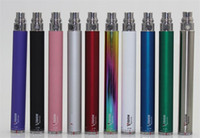 Wholesale Ego Twist Ems - New arrival electronic cigarette 1100mah 1300mah vision spinner large capacity ego-c twist battery DHL EMS Free