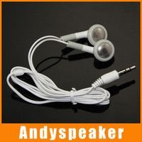 Wholesale Earphone B - B Earphone headphone for iPhone for iPad MP3 MP4 for mobile phone free ship 200pcs lot
