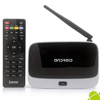 Wholesale Android Tv Box Rk3188 2g - Fully Loaded Quad core RK3188 Google Android 4.2 TV Box CS918 2G 8G Bluetooth TV BOX Google Andriod TV Box Smart TV DHL EMS Free