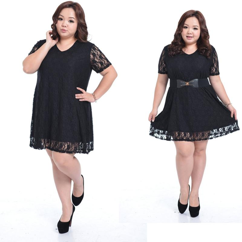 Fat Girl Little Black Dresses