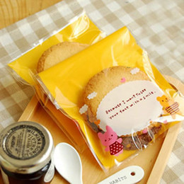 Wholesale Cookies Bunny - Friendly Teddy Bear bunny cookies bag gift bag bags bags ziplock West Point