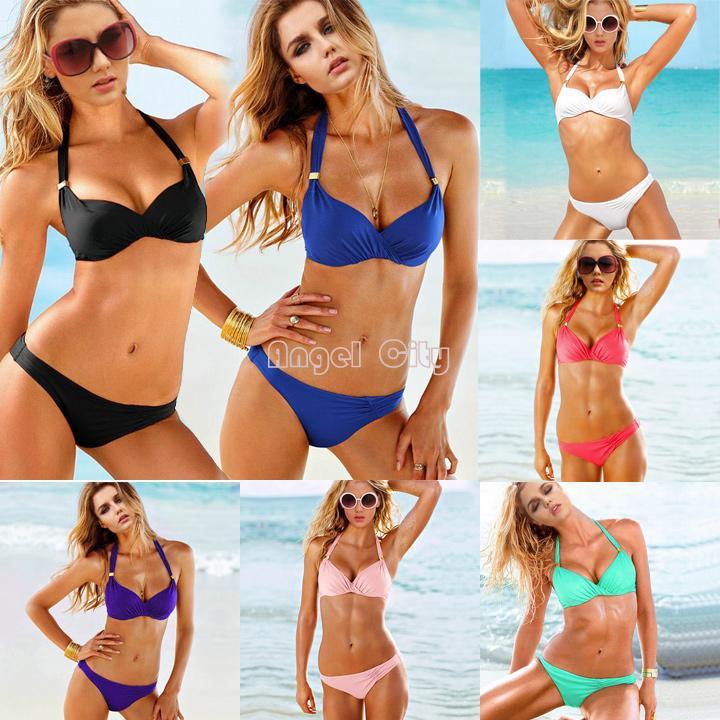 4d8e2f2e4af Beach Wear Women Biquini Zil Push Up Swimwear Tankini Top Brikini Bathing Swimsuit  Thong Bikini Swimsuit #4 SV002038 From Shen8403, $22.85 | DHgate.Com