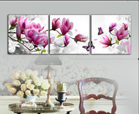 3 piece wall art set modern picture abstract oil painting wa...