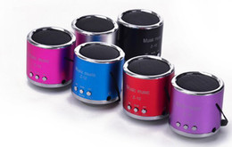 Wholesale Angle Speakers - 200 pcs [2014 HOT New Angle Mp3 Player Mini Portable Speaker Z12 with FM Audio Function Support TF Card U Disk USB Slot Free Shipping